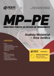 Apostila MP-PE - Analista Ministerial - Área Jurídica