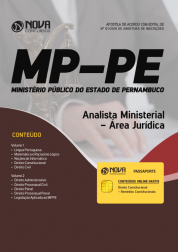 Download Apostila MP-PE - Analista Ministerial - Área Jurídica (PDF)