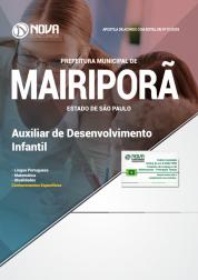 Apostila Prefeitura de Mairiporã - SP - Auxiliar de Desenvolvimento Infantil