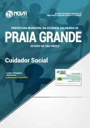 Apostila Prefeitura de Praia Grande - SP - Cuidador Social