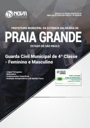 Apostila Prefeitura de Praia Grande - SP - Guarda Civil Municipal de 4ª Classe