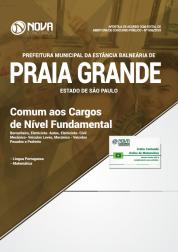 Apostila Prefeitura de Praia Grande - SP - Comum aos Cargos de Nível Fundamental