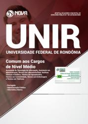 Download Apostila UNIR-RO - Comum aos Cargos de Nível Médio (PDF)