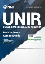 Apostila UNIR-RO - Assistente em Administração