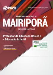 Apostila Prefeitura de Mairiporã - SP - Professor de Educação Básica I - Educação Infantil