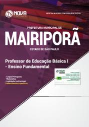 Apostila Prefeitura de Mairiporã - SP - Professor de Educação Básica I - Ensino Fundamental