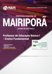 Download Apostila Prefeitura de Mairiporã - SP - Professor de Educação Básica I - Ensino Fundamental (PDF)