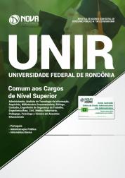Apostila UNIR-RO - Comum aos Cargos de Nível Superior