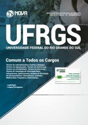 Apostila UFRGS-RS - Comum a Todos os Cargos