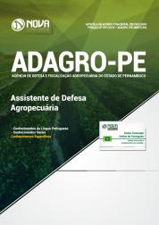 Apostila ADAGRO-PE - Assistente de Defesa Agropecuária