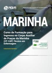 Apostila Marinha do Brasil - Curso de Formação para Ingresso no Corpo Auxiliar de Praças - Técnico em Enfermagem
