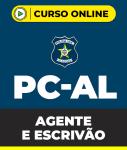Curso PC-AL - Agente e Escrivão de Polícia