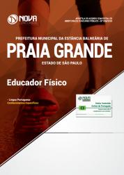 Apostila Prefeitura de Praia Grande - SP - Educador Físico