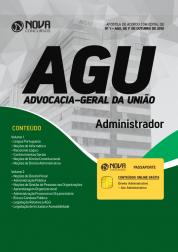 Download Apostila AGU - Administrador (PDF)