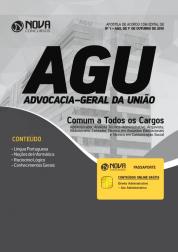 Apostila AGU - Comum a Todos os Cargos