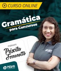 Curso Online Gramática para Concursos