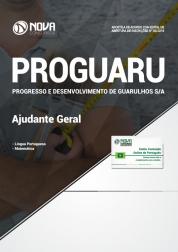 Apostila Proguaru de Guarulhos - SP - Ajudante Geral