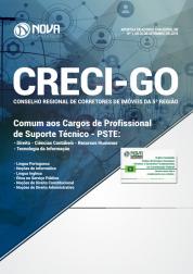 Download Apostila CRECI-GO (5ª Região) - Comum aos Cargos de Profissional de Suporte Técnico (PSTE) (PDF)