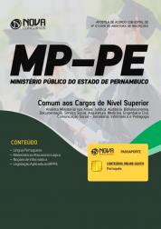 Apostila MP-PE - Comum aos Cargos de Nível Superior