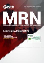 Apostila MRN-BA - Assistente Administrativo