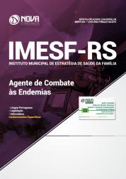 Apostila IMESF-RS - Agente de Combate às Endemias