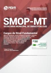Download Apostila Prefeitura de Cuiabá - MT (SMOP) - Cargos de Nível Fundamental (PDF)