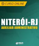 Curso Online Prefeitura de Niterói - RJ - Auxiliar Administrativo