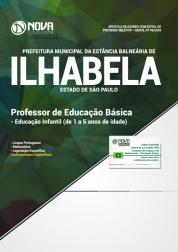 Download Apostila Prefeitura de Ilhabela - SP - Professor de Educação Básica - Educação Infantil (de 1 a 5 anos de idade) (PDF)