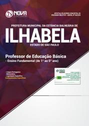 Apostila Prefeitura de Ilhabela - SP - Professor de Educação Básica - Ensino Fundamental (de 1º ao 5º ano)