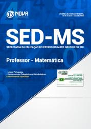 Download Apostila SED-MS - Professor - Matemática (PDF)