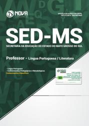 Download Apostila SED-MS - Professor - Língua Portuguesa (PDF)