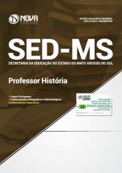 Download Apostila SED-MS - Professor - História (PDF)