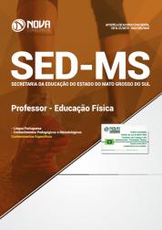 Download Apostila SED-MS - Professor - Educação Física (PDF)