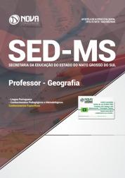 Apostila SED-MS - Professor - Geografia