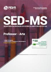 Apostila SED-MS - Professor - Arte