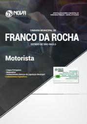 Apostila Câmara de Franco da Rocha - SP - Motorista