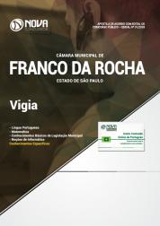 Download Apostila Câmara de Franco da Rocha - SP - Vigia (PDF)