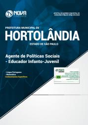 Download Apostila Prefeitura de Hortolândia - SP - Agente de Políticas Sociais - Educador Infanto-Juvenil (PDF)
