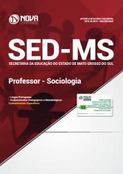 Apostila SED-MS - Professor - Sociologia