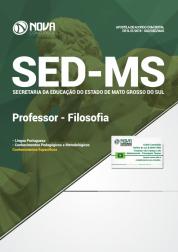 Apostila SED-MS - Professor - Filosofia