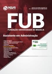 Download Apostila FUB-DF - Assistente em Administração (PDF)