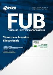 Download Apostila FUB-DF - Técnico em Assuntos Educacionais (PDF)
