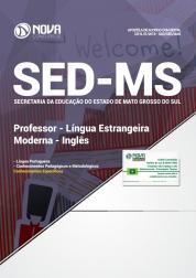 Download Apostila SED-MS - Professor - Língua Estrangeira - Inglês (PDF)