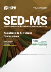 Download Apostila SED-MS - Assistente de Atividades Educacionais (PDF)