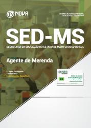 Download Apostila SED-MS - Agente de Merenda (PDF)