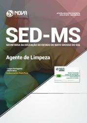Download Apostila SED-MS - Agente de Limpeza (PDF)