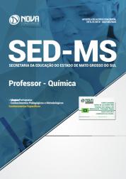 Apostila SED-MS - Professor - Química