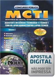 Assistente em Ciência e Tecnologia
