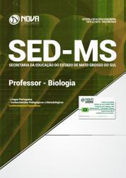 Download Apostila SED-MS - Professor - Biologia (PDF)