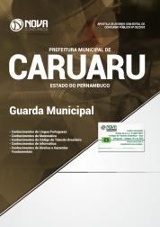 Apostila Prefeitura de Caruaru - PE - Guarda Municipal